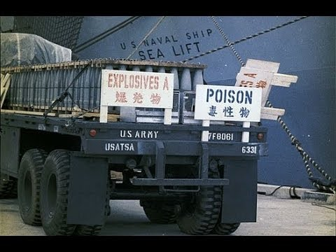Secret U.S. Military Operation Red Hat: Removing Chemical We