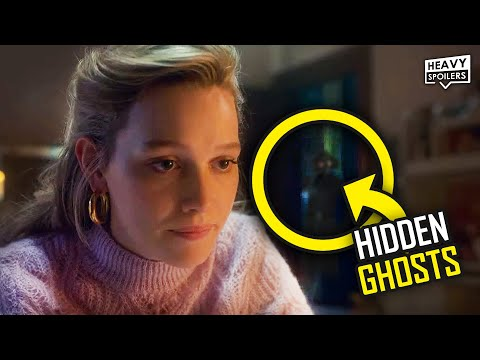 Every Hidden Background Ghost In The Haunting Of Bly Manor | Things You Missed
