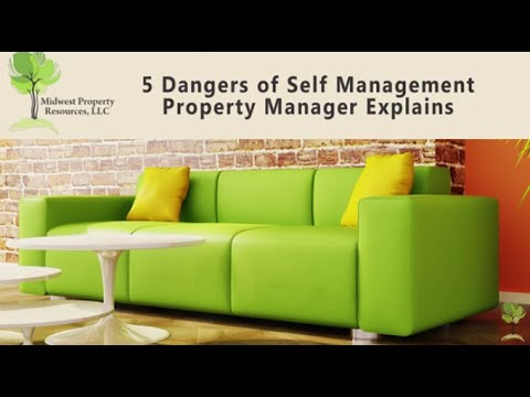 5 Dangers of Self-Management – Lee's Summit Property Manager Explains