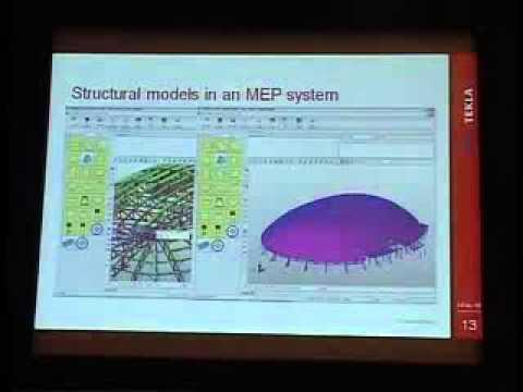 "CTBUH 2010 Mumbai Conference - Clive Robinson, ""BIM - Transferring Structural Design Information"""