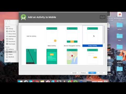 Create simple quiz application using android studio  - View Video