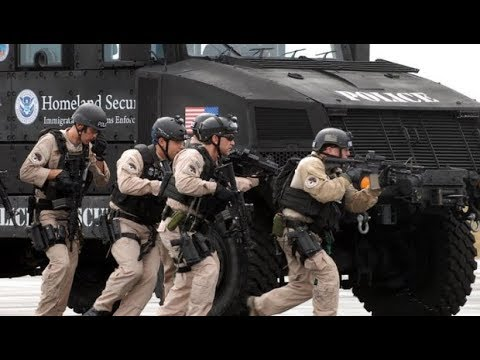 Trump Reverses Obama's Ban on Transfer of Some Military Equipment to Police
