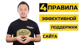 Эффективная поддержка сайта. Большой мозг от Artjoker(, 2014-10-03T06:18:00.000Z)