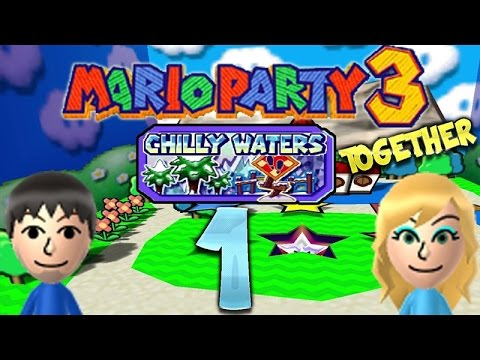 Let's Play MARIO PARTY 3 TOGETHER Part 1: Party-Mode mit Juli