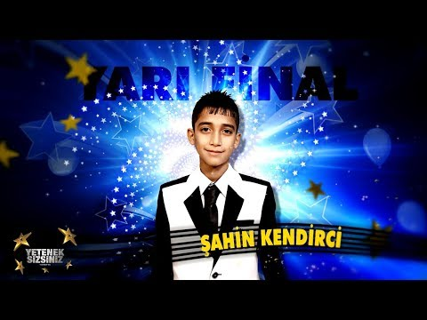 Şahin Kendirci | Semi-Final Performance | GOT TALENT Turkey Season 5