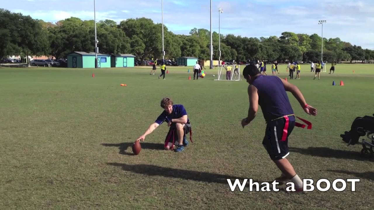 Team Building Activities In Adapted Physical Education Youtube