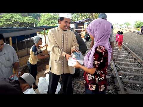Makan gratis Di polker Tanjung priuk