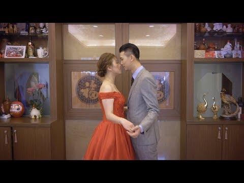 KE STUDIO婚禮動態紀錄 林盈希 & 朱淨樺 訂婚日