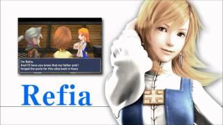 Final Fantasy 3 - Steam Launch Trailer HD