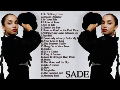 sade Greatest Hits || The Very Best Of sade