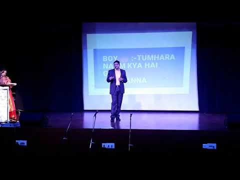 Dr Shailesh Jain stand up comedy on being a male gynecologist