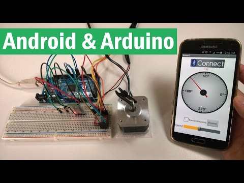 How To Build Custom Android App for your Arduino Project