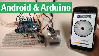 كيفية بناء العرف التطبيق الروبوت الخاص بك اردوينو المشروع باستخدام MIT App Inventor