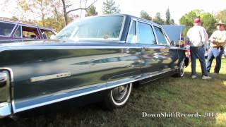 1965 Chrysler New Yorker [On Display] at Rockville's 50th Classic & Antique Car Show