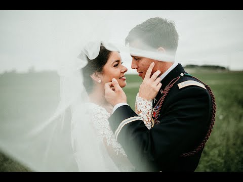 Emotional Military Wedding | Best Wedding Videos Of 2019 | Military Groom Cries For His Bride