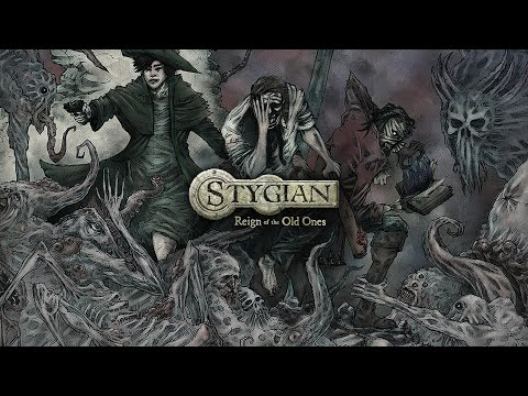 Stygian: Reign of the Old Ones - Release Date Trailer [Lovecraftian RPG]