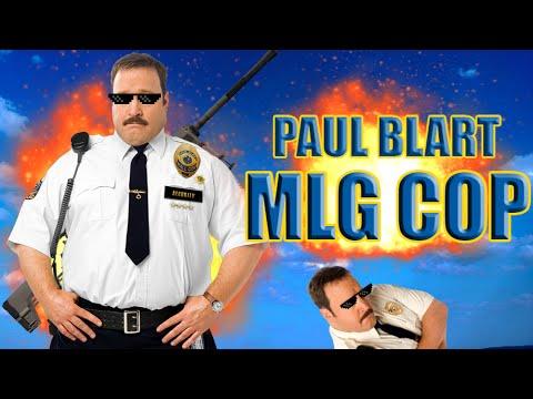 Paul Blart MLG Cop
