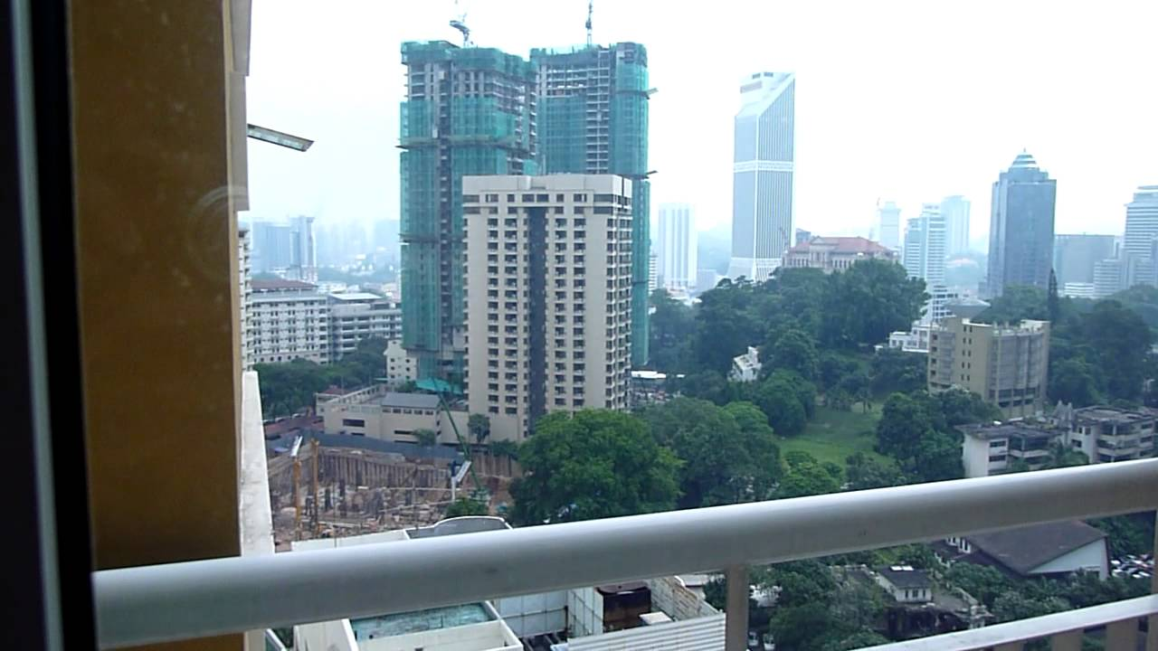 Seri Bukit Ceylon Serviced Apartment For Rent Bintang Kuala Lumpur City Centre