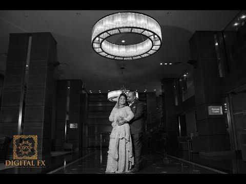 Wedding Highlight Teaser l Royal Garden Hotel Kensington l London l Bilal & Sana