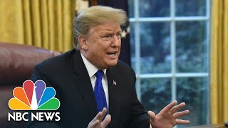 President Donald Trump Says An Honest Mueller Report Won't Find Russia Collusion | NBC News