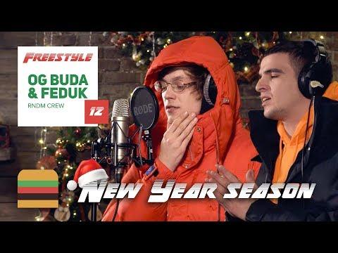 FFM Freestyle: OG Buda & Feduk | Фристайл под биты Sheck Wes, Juice WRLD, Kanye West, SALUKI