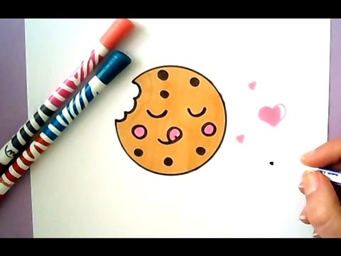COOKIE KAWAII SELBER MALEN :) - YouTube