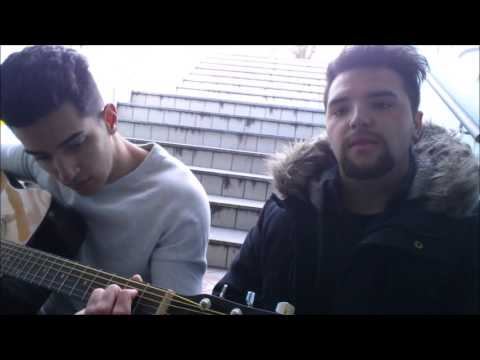 Say Something (street cover By Vincenzo & Nicolò)