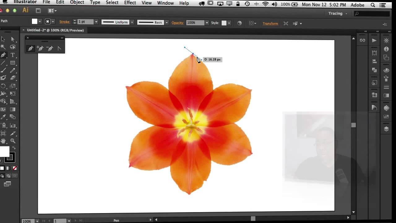 how to use the pen tool in adobe illustrator photoshop and indesign cs6