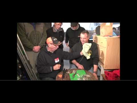 Cod Fishing Dungeness At Night - Part 2
