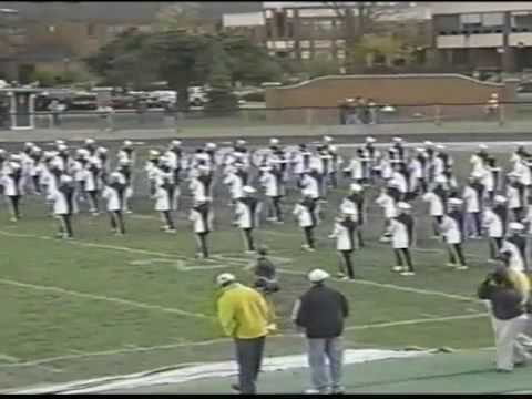 Mount Union College Marching Band 2000 Pregame Show