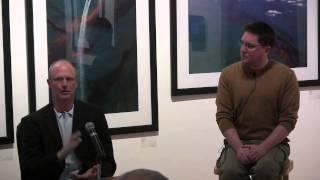 Greenpeace Panel with Tom Avila, Dan Howells and Daniel Beltrá