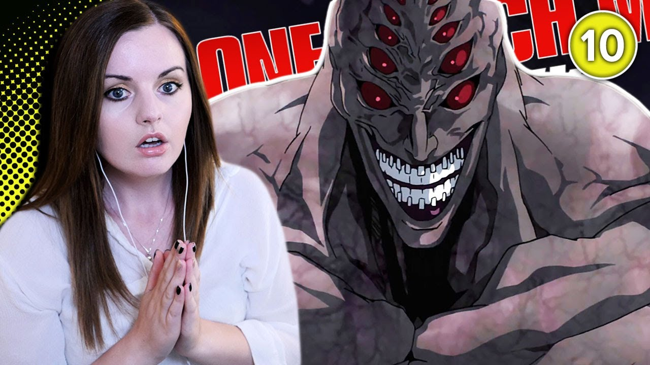 Download Unparalleled Peril - One Punch Man Episode 10 Reaction