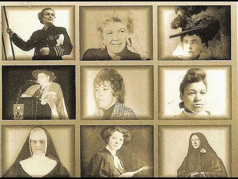 Pioneer Women Of New Brunswick
