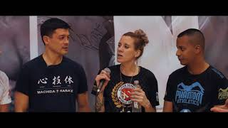 Kerry Stellar interview with the Legends from the Super Seminars World Series NYC