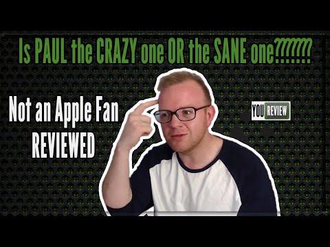 You Review | Not An Apple Fan