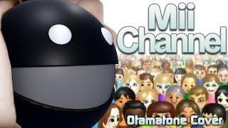 Mii Channel - Otamatone Cover