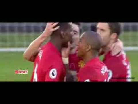 Download Swansea vs Manchester United 1 3 Pogba Amazing Goal ~ EPL 6 11 2016
