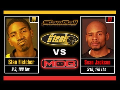 SlamBall Series 1 - Steal vs Mob [FULL GAME]