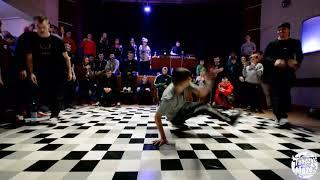 Kangur & Monster vs Chadzik & Johnny Fox   Finał Bboying 2vs2 - Radomskie Dwójki XIV