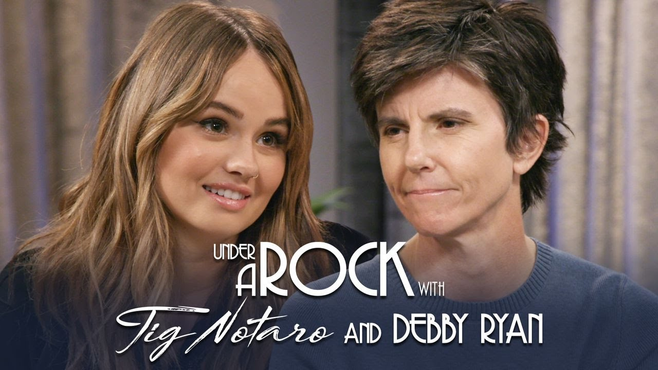 Under A Rock with Tig Notaro: Debby Ryan
