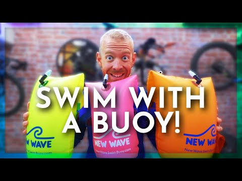 New Wave SWIM BUOY Review: Open Water Swim Confidence