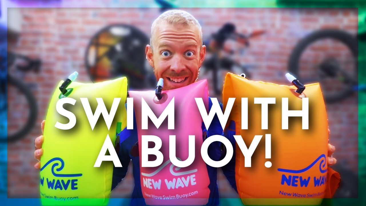 d9dce153b5d New Wave SWIM BUOY Review: Open Water Swim Confidence - YouTube