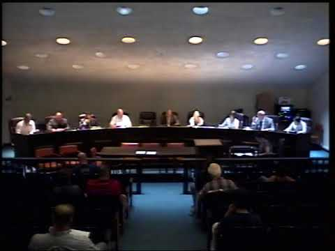 Town of Monroe Ct Town Council Meeting September 25th 2017