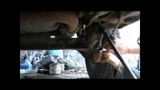 видео Задняя балка ВАЗ 2109: монтаж и демонтаж, ремонт
