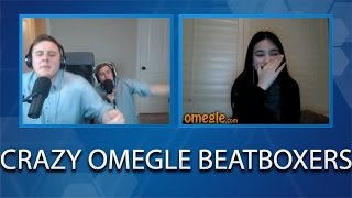 CRAZY OMEGLE BEATBOXERS!! (ft. Mr. Wobbles)