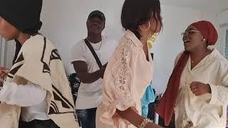 Djaliba diombana - ( Vidéo officiel ) je vous donne rendez-vous le 23 octobre à Bobigny