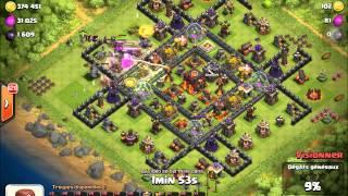 Clash of Clans - Comment monter son Level de Clan ?