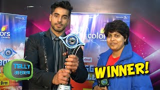Gautam Gulati Wins Bigg Boss 8 Halla Bol | EXCLUSIVE INTERVIEW | Colors