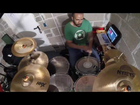Alex Ow-Man - Save Me (by Remy Zero) - Drum `Re´Cover (2016)