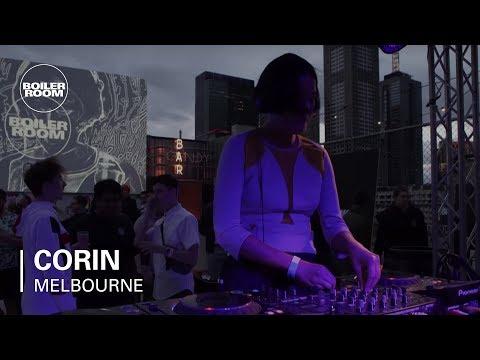 CORIN Boiler Room Melbourne DJ Set